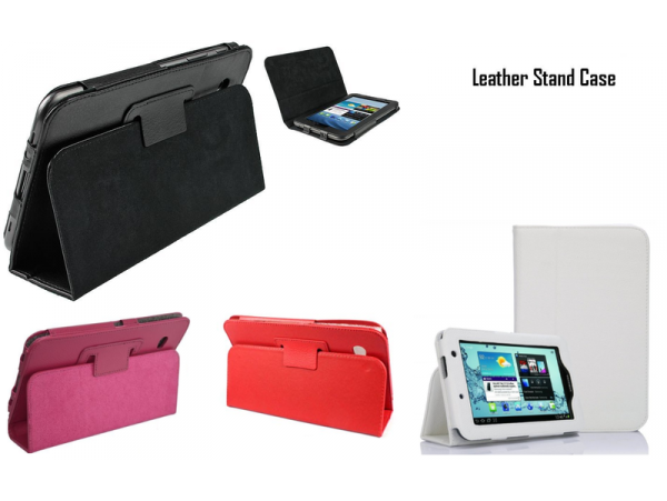 "Samsung Galaxy Tab 2 7"" Leather Case"