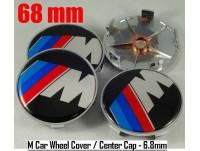 BMW Wheel Center Cap 68mm