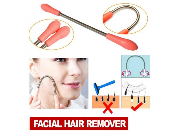 Facial Hair Remover and Threading Tool