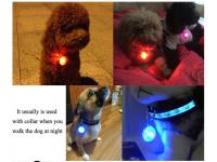 Dog LED Flashing Pendant