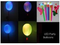 LED Balloon Light for Party Disco Wedding 10pk