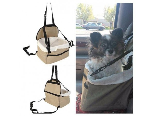 Soft Pet Seat Booster