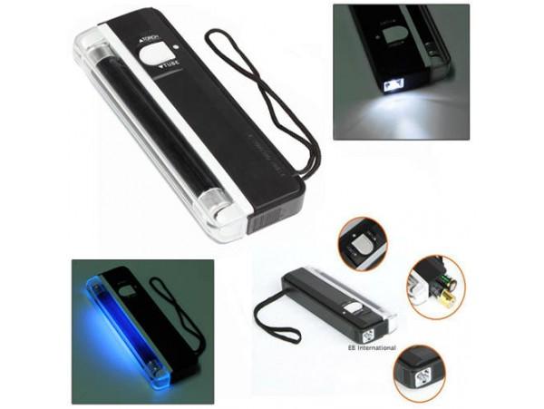 Portable UV Black Led Light Money Detector