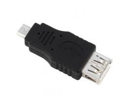 USB Mini 5 Pin Male to USB type A Female Converter