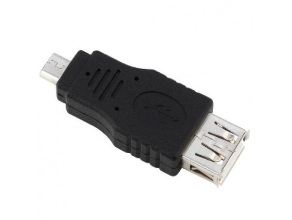 USB Mini 5 Pin Male to USB type A Female Converter