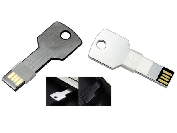USB Flash Drive Metal Key 16GB