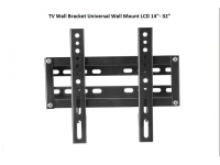 "Universal TV Wall Mount LCD 14""- 32"""